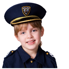 police-kid